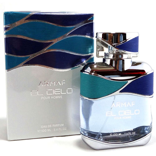 EL CIELO pour Homme - Armaf for Him - 100ml EdP for Men