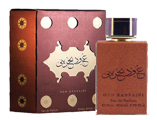 Oud Bahraini - 80ml Eau de Parfum for Men (LJ - 0021)