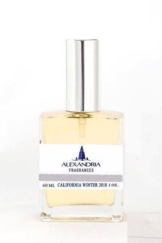 Alexandria Fragrances - CALIFORNIA WINTER 2018 - 60ml