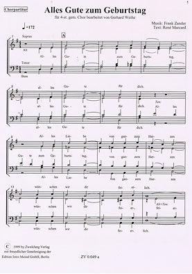 Herzlichen gluckwunsch zum geburtstag song
