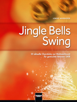 Jingle Bell Swing SATB