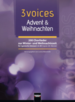 3 Voices Advent + Weihnachten