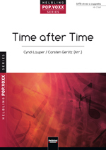 Time after Time C. Lauper SATB arr. C. Gerlitz