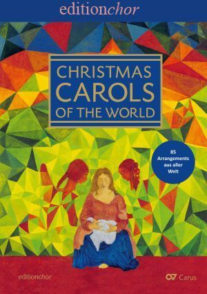 Christmas Carols of the World mit CD SATB