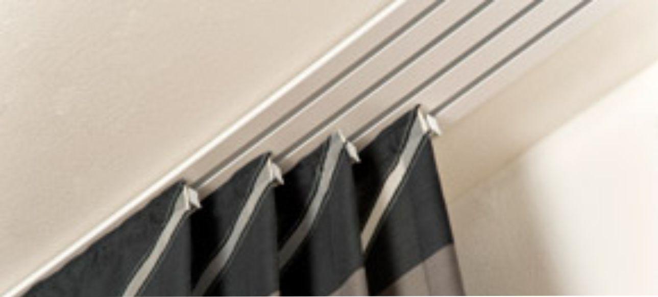 gardinen for life fl chenvorhang scheibenh nger shop. Black Bedroom Furniture Sets. Home Design Ideas