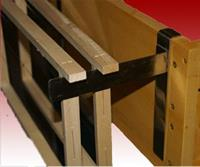 Wabenhalter für Holzbeuten