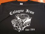 """Cologne Iron"" T-Shirt"