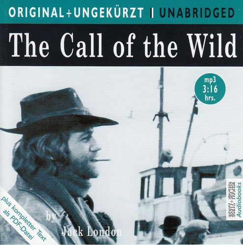 Jack London: The Call of the Wild *** Hörbuch *** NEUWERTIG ***