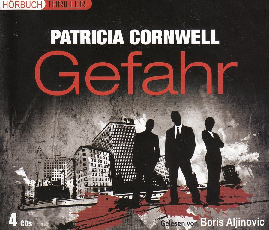 Patricia Cornwell Gefahr