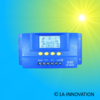 Solar Charge Controller 20A 12V / 24V LCD settable