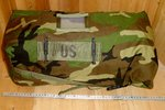 US NBC-Bag, woodland, luft/wasserdicht