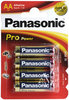 Panasonic Pro Power AA Batterien