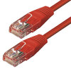 Patch-Kabel 1,0 m, rot