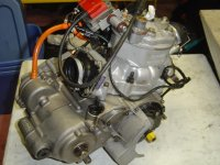 Rotax 257 Engine packages
