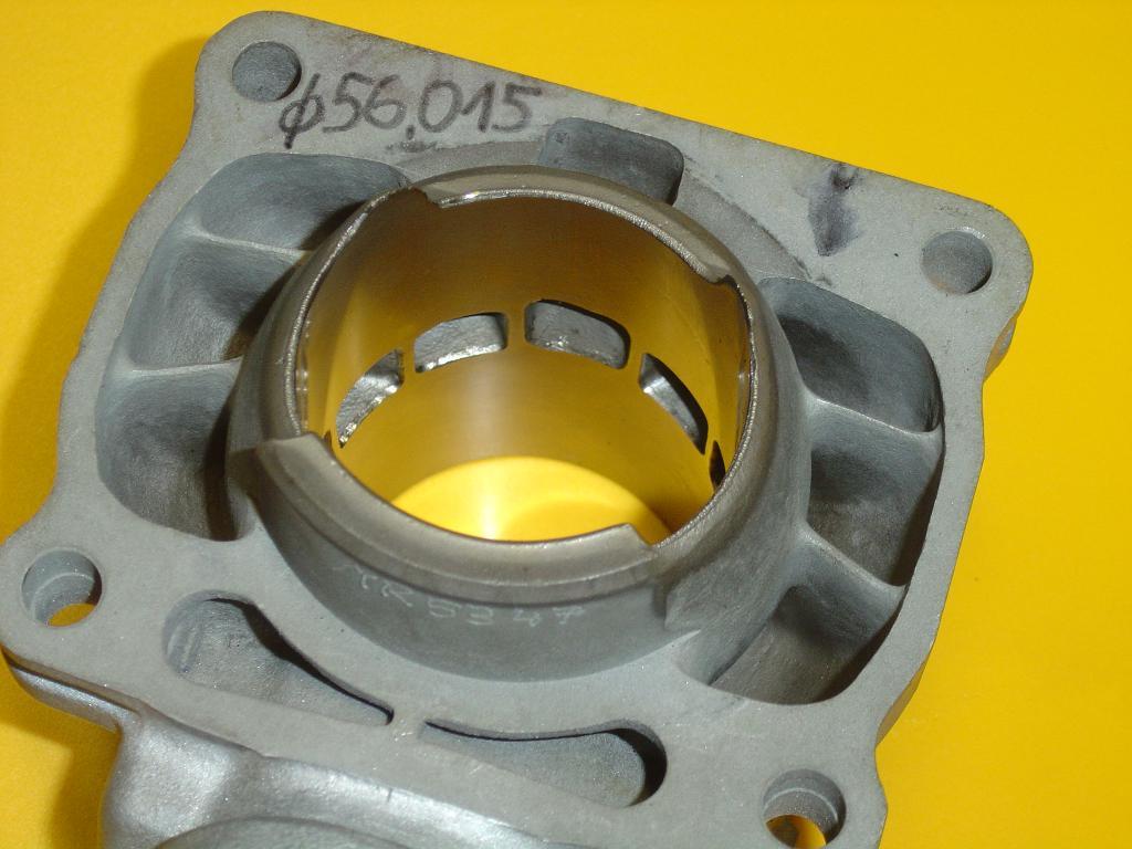 Ngk Spark Plugs >> Cylinder 4DP-00 , new nicasil - 0 miles - Frinken-Racing / Frinken Motorsport GmbH