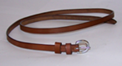 Welding straps for Western trunks