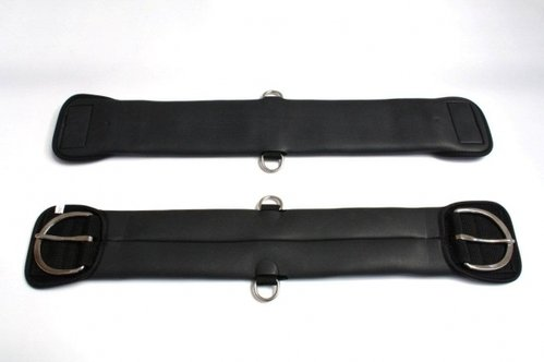 Neoprene western belly belt