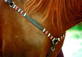 "Shetland pony breastplate ""Mexican Style"""
