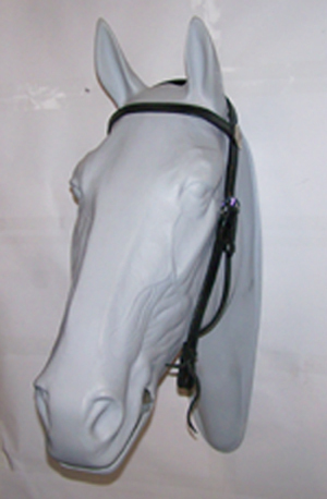 Western working Draft bridle