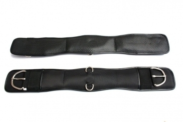 Neoprene Western saddle strap with gel insert