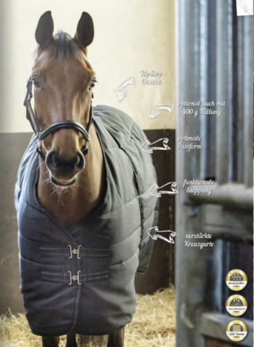 EQuest stable blanket Ottawa