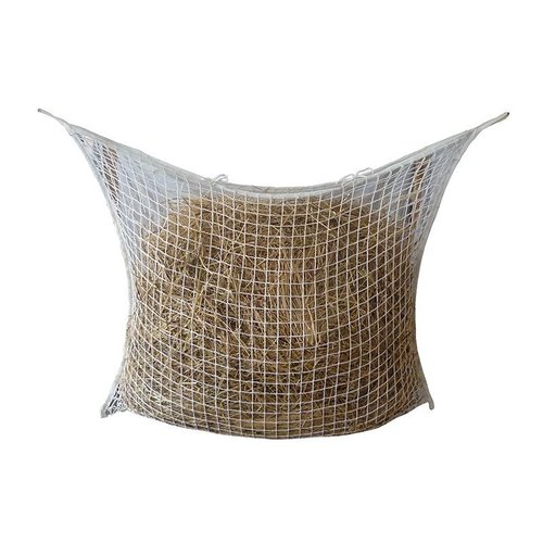 Hay net for the wall