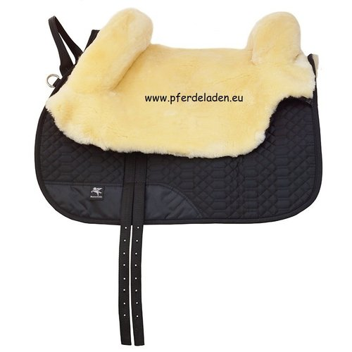 Angel (lamb) fur saddle Ibero