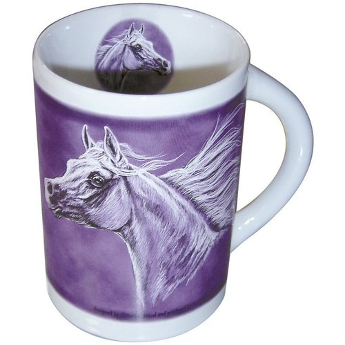 Designertasse Twilight Araber