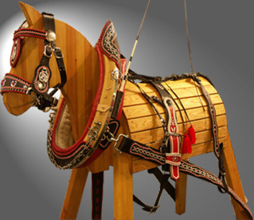 Pro Cheval - Traditions harness