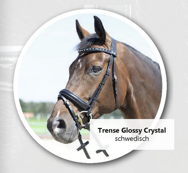 Equest Trense Glossy Crystal