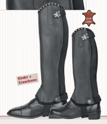"USG Leather Chaps ""Modena"" Kids"