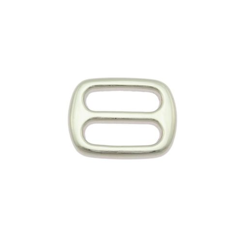 Metal sliding buckle