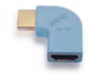 Supra HDMI SA 90- Winkeladapter links