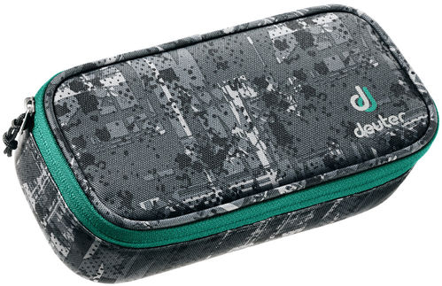 Pencil Case black crash Deuter zu Ypsilon und Strike