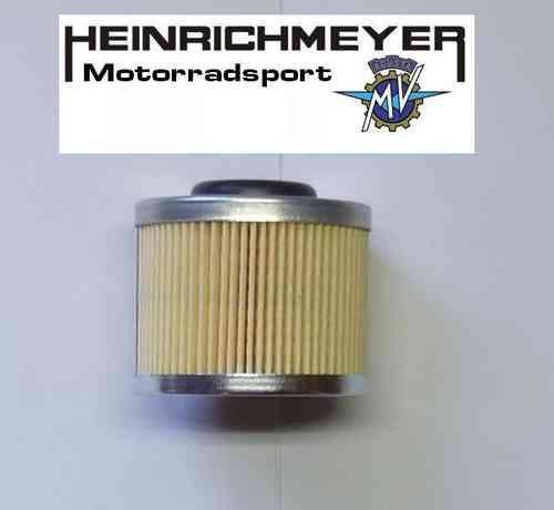 MV Agusta B3 F3 Original Ölfilter ab 2012 Genuine Oil Filter 3 Zylinder