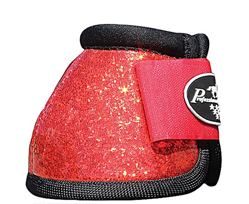 Professional´s Choice No Turn Glitter - Rot