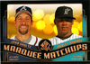 2008 SP Authentic Marquee Matchups #MM48 John Smoltz/ Hanley Ramirez Braves/Marlins!
