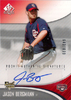 2006 SP Authentic #223 Jason Bergmann AU /899 RC Nationals!