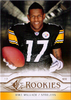 2009 SP Authentic Retail #187 Mike Wallace RC Steelers!