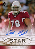 2009 SP Authentic Retail Star Signatures Alan Branch AU Cardinals!