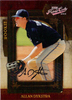 2008 Prime Cuts Rookie #150 Allan Dykstra AUTO /249 Padres!