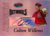2007 Bowman's Best Prospects #BBP50 Colton Willems AU Nationals!