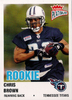 2003 Fleer Platinum Finish #266 Chris Brown RC /100 Titans!