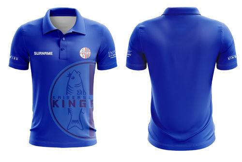 Kingfish Polo allover