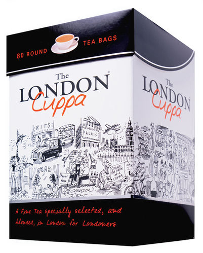 The London Cuppa 80 Beutel