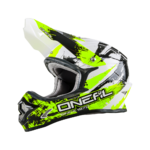 O`Neal 3Series Helmet SHOCKER black/neon