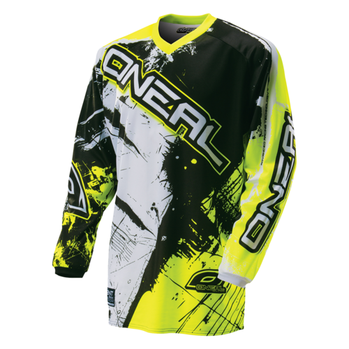 ELEMENT Jersey SHOCKER black/hi-Viz