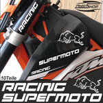 Supermoto Racing Set 10Aufkleber