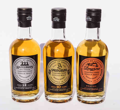 Campletown Malt Set
