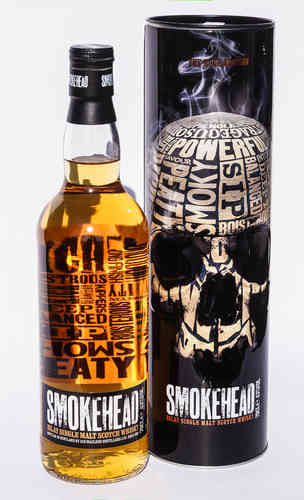 Smokehead Peated Whisky